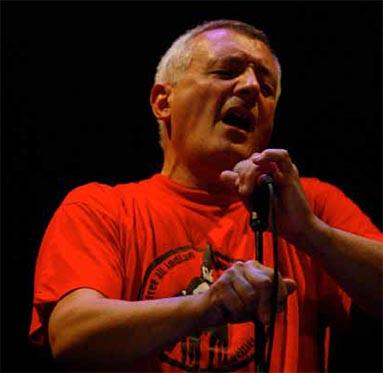 musicien chanteur basque
