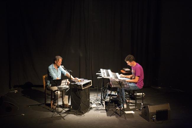 Vocaltitude Fabrice Vieira (voix) Stéphane Cazilhac (piano)