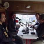 Dans la caravane Radio Uz